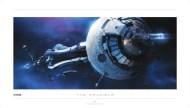 BioWare - Mass Effect 3: Crucible lithograph