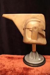 Rocket Helmet by Nick Smith