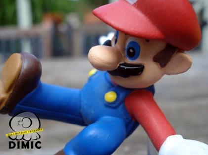 Super Mario Galaxy - Mario and Luma
