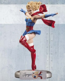 DC Collectibles - Bombshells: Supergirl