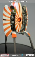 Gaming Heads / Portal 2 Sunburst Turret
