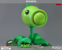 Gaming Heads - Plants VS. Zombies: Peashooter (exclusive)