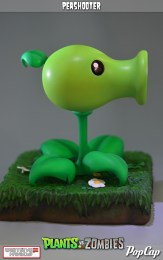 Gaming Heads - Plants VS. Zombies: Peashooter
