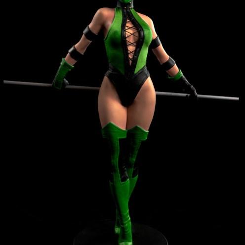 Pop Culture Shock - Mortal Kombat: Jade (pre)