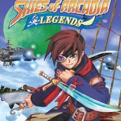 Skies of Arcadia: Legends (box-art)