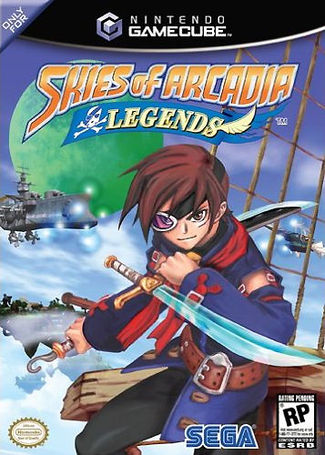 Skies of Arcadia: Legends (box-art)