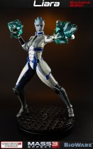 Gaming Heads - Mass Effect: Liara T'Soni
