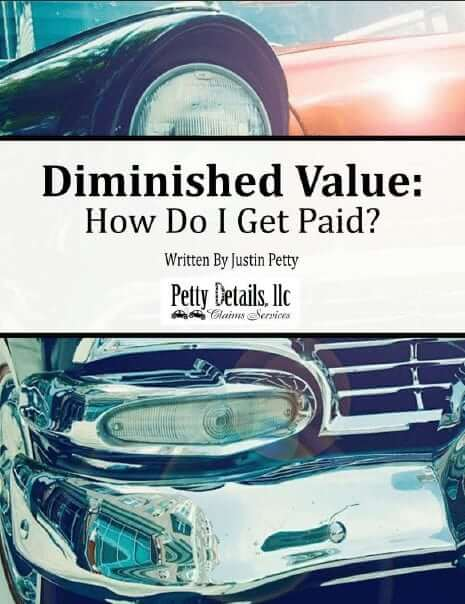 diminished value ebook