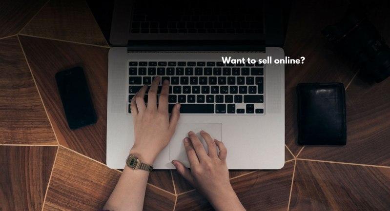 Първа продажба в онлайн магазин