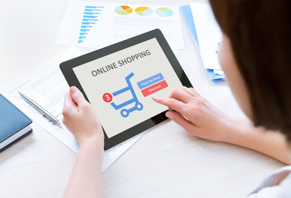 какво е online магазин