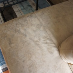 How To Clean Stains From A Microfiber Sofa Set Design For Small Rooms Couch In Pinch If The