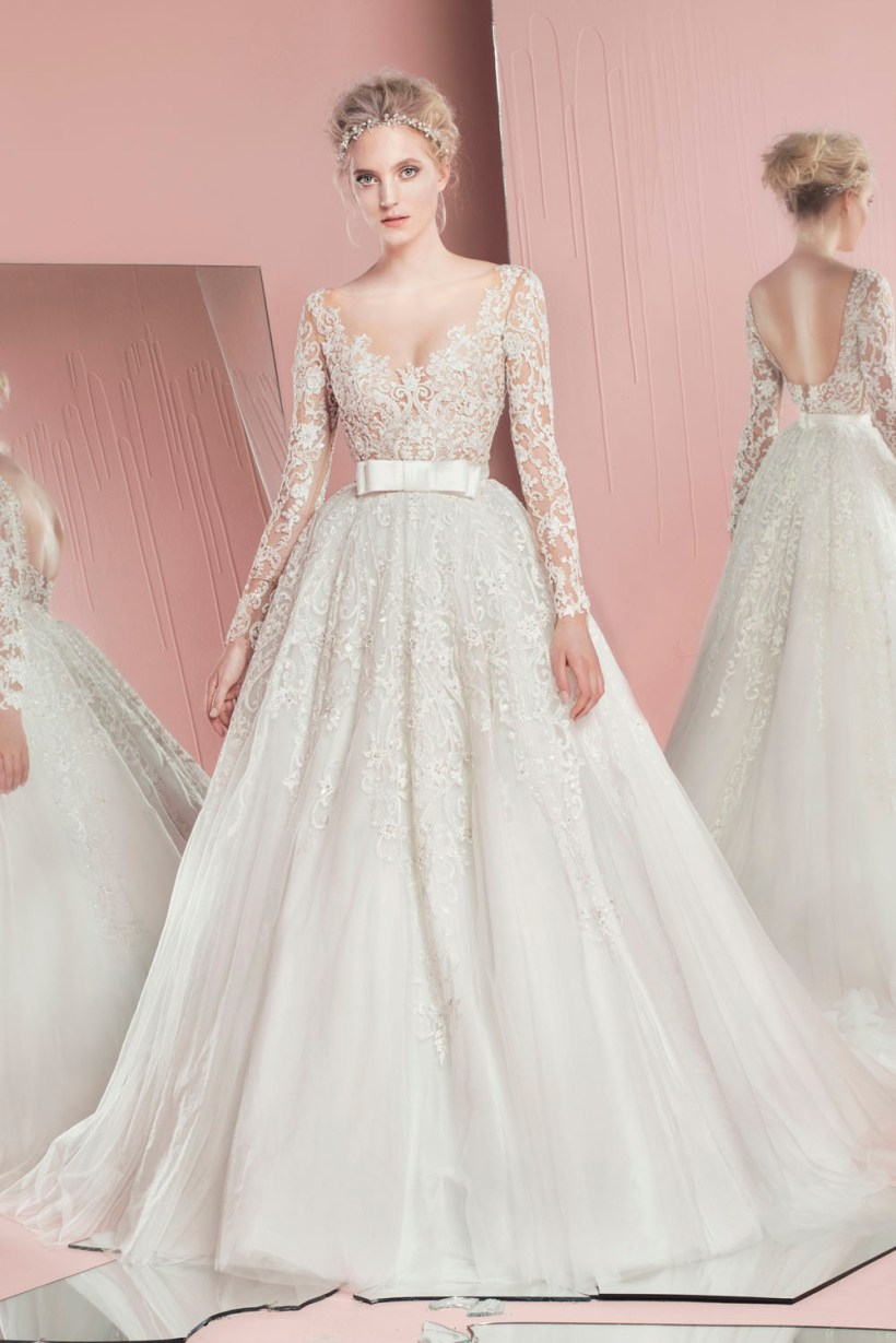 Zuhair Murad Wedding Dresses 2017 | deweddingjpg.com