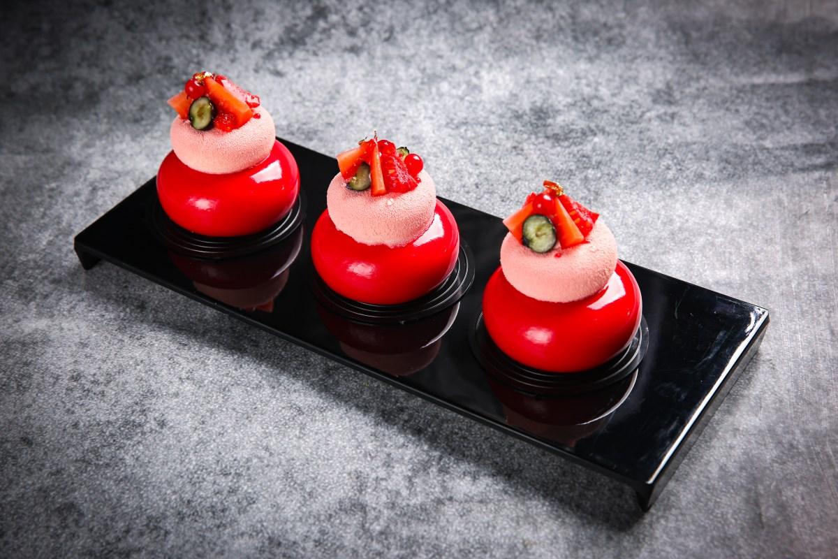 litchi fruit rouge