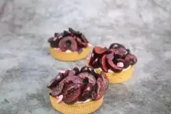 Recette tarte cerises