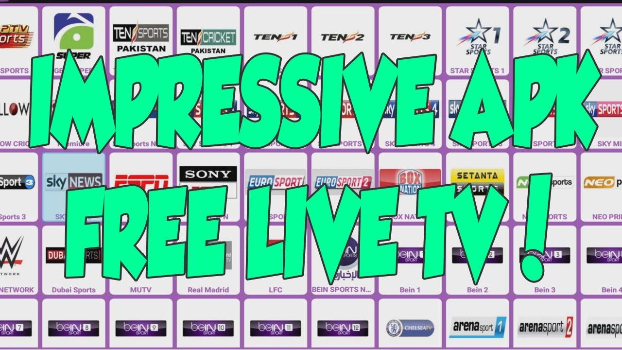IMPRESSIVE APK FOR LIVE TV IPTV SNAPPYSTREAMZ ANDROID APP 👍