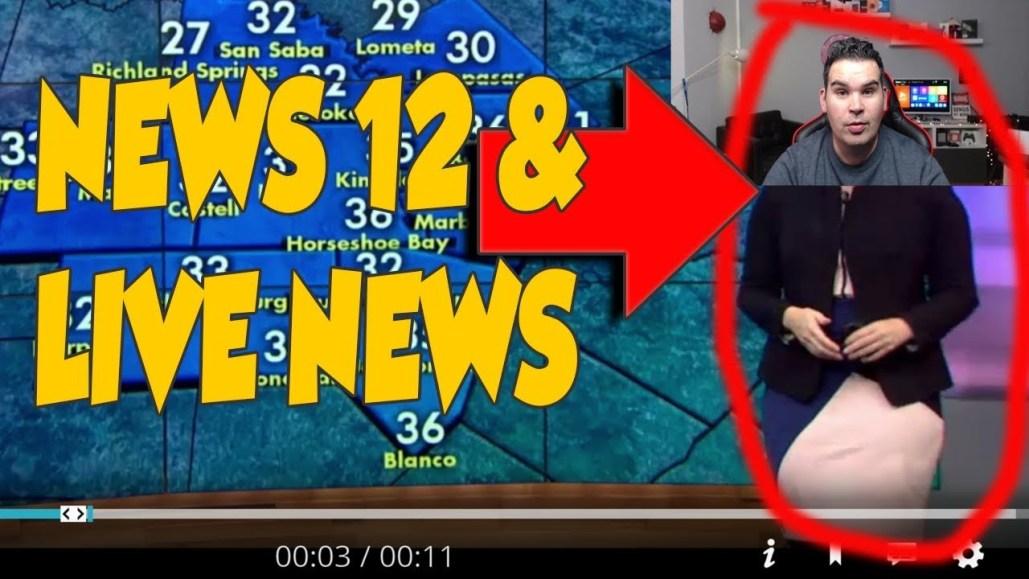 Watch local LIVE NEWS and NEWS 12 on KODI !!