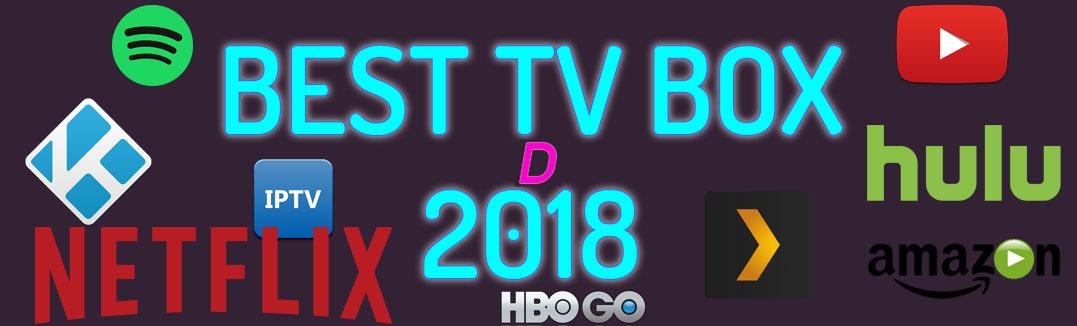 best tv box 2019