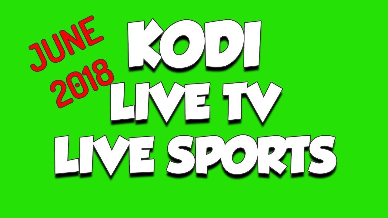Kodi Builds June