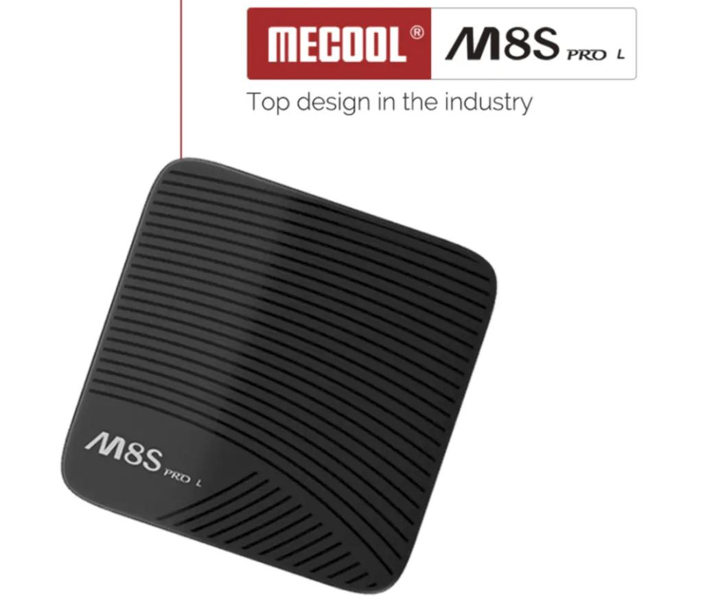 Mecool M8S PRO L SALE