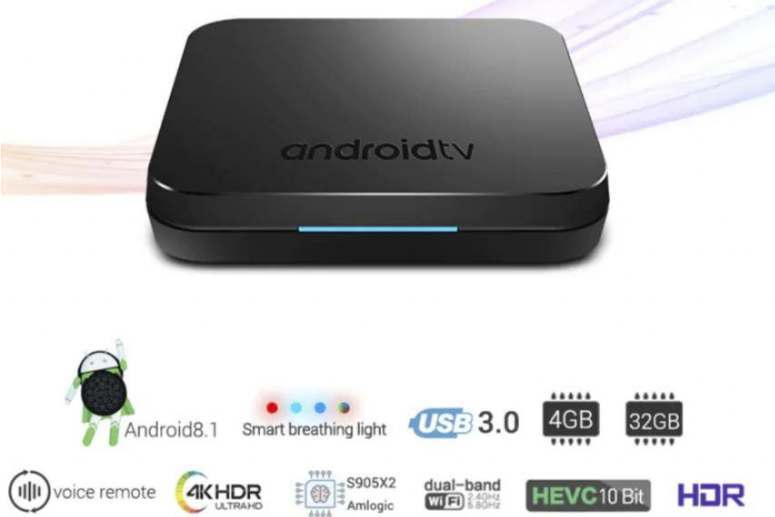 Mecool KM9 Android TV