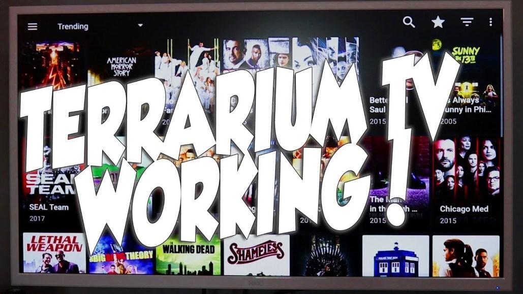Terrarium Tv Fix No Ads Easy Install October 2018