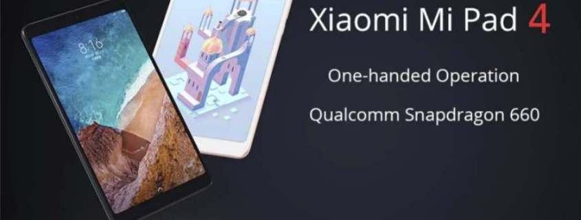 Xiaomi Mi Pad 4 8inch