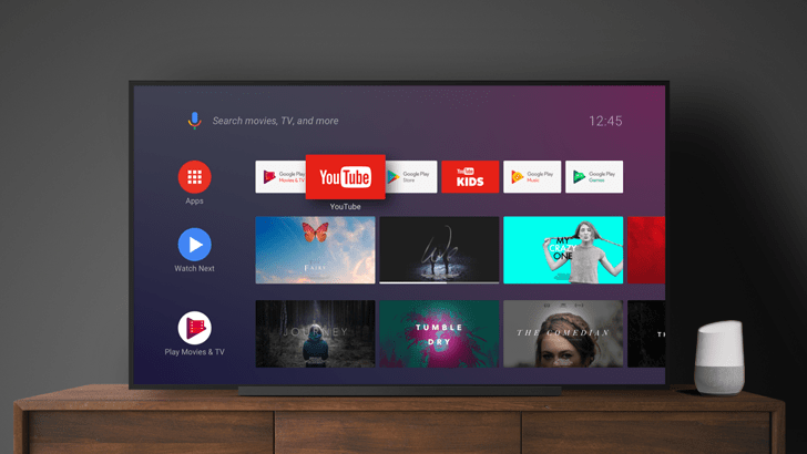 Android TV Pie