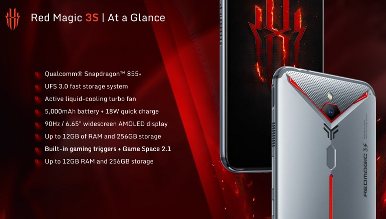 Red Magic 3S Specs and Performance