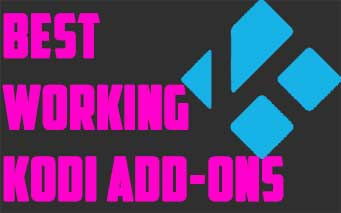 Best Working KODI Addons List 2021