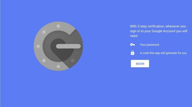 Μεταφορά του Google Authenticator σε νέο κινητό