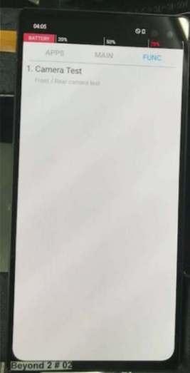 Samsung S10+ Αποκάλυψη