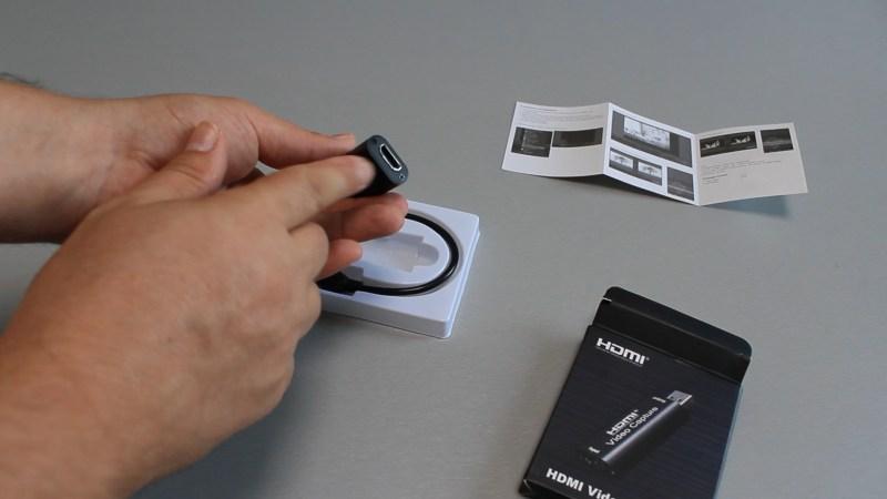 USB HDMI Video Capture Card
