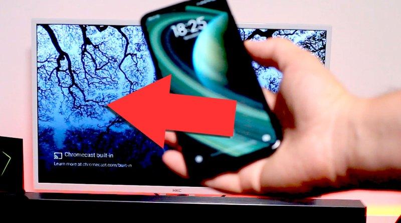Πως να στείλεις αρχεία και εφαρμογές από το κινητό σε Android TV Τηλεόραση TV Box