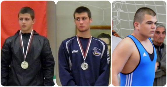 Трима от Димитровград излизат на ЕВРО 2014