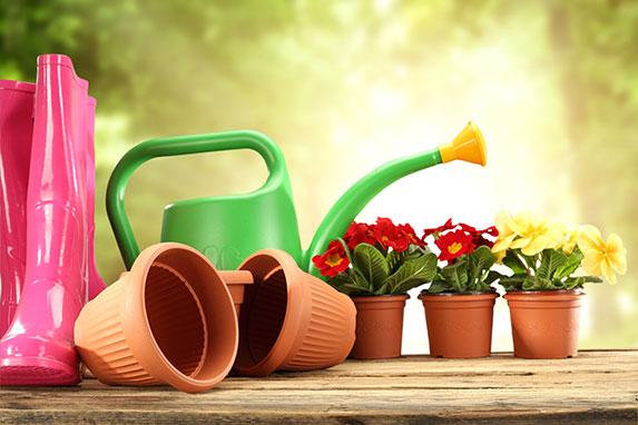 Градински инструменти и градински инвентар