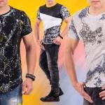 Атрактивните мъжки тениски винаги са идеалния избор