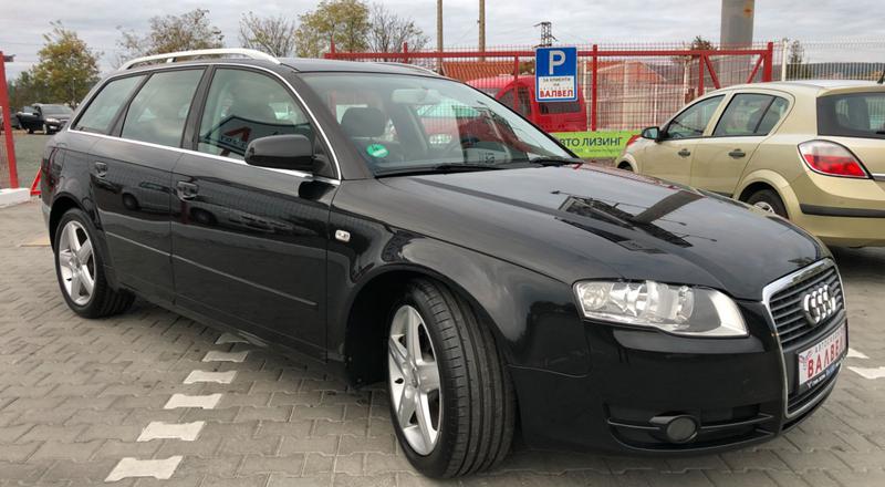 Audi A4 2.0 TDI Комби