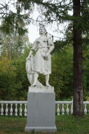Памятник недавнего прошлого в поселке ГЭС