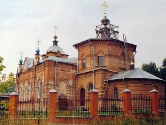 Церковь Рождества Богородицы с. Иван-Теремец