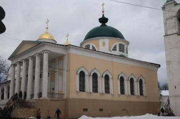 Церковь Ярославских чудотворцев. 1831 г.
