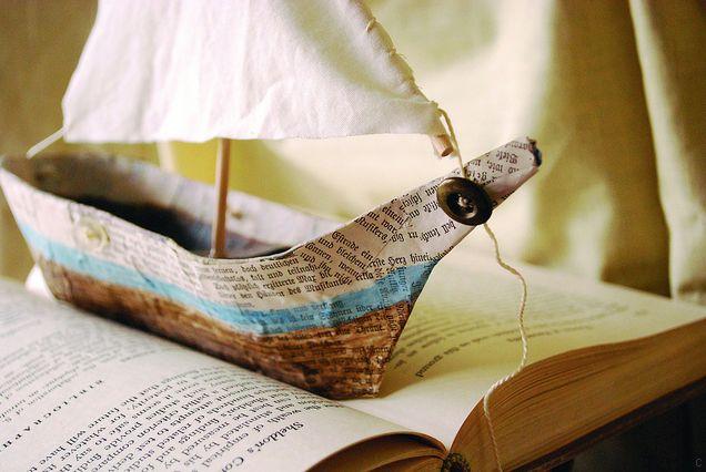 booksailng-boat