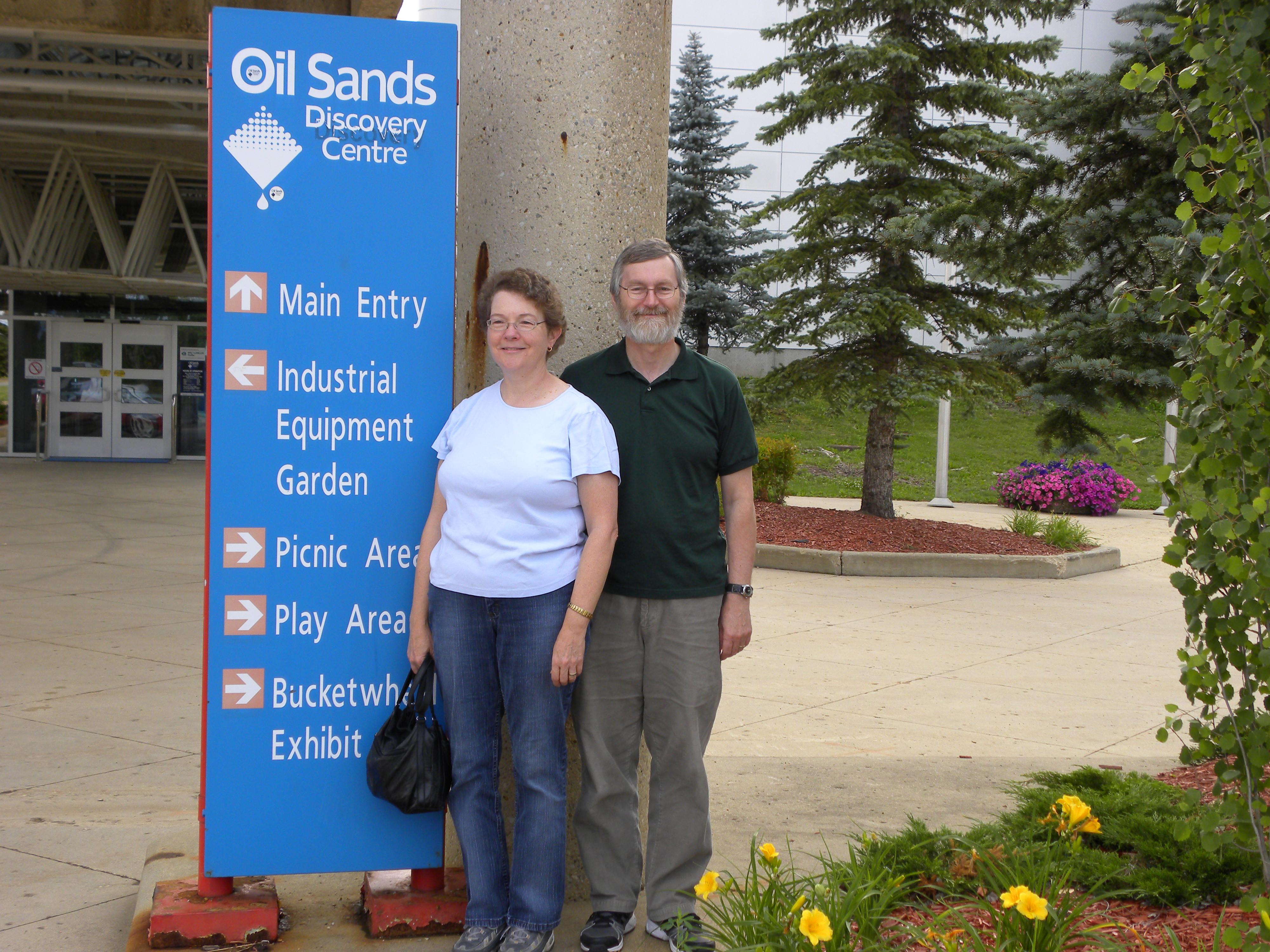 Oil Sands Museum