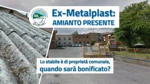 Amianto Eternit Metalplast
