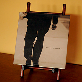 the original coffee-table style album