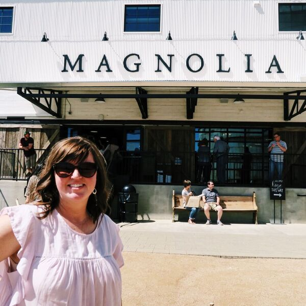 Magnolia Market with dimplesonmywhat.com