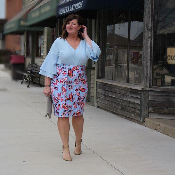 Lane Bryant Fashion / Curvy Fashion / Plus Sized Fashion / Over 50 Fashion