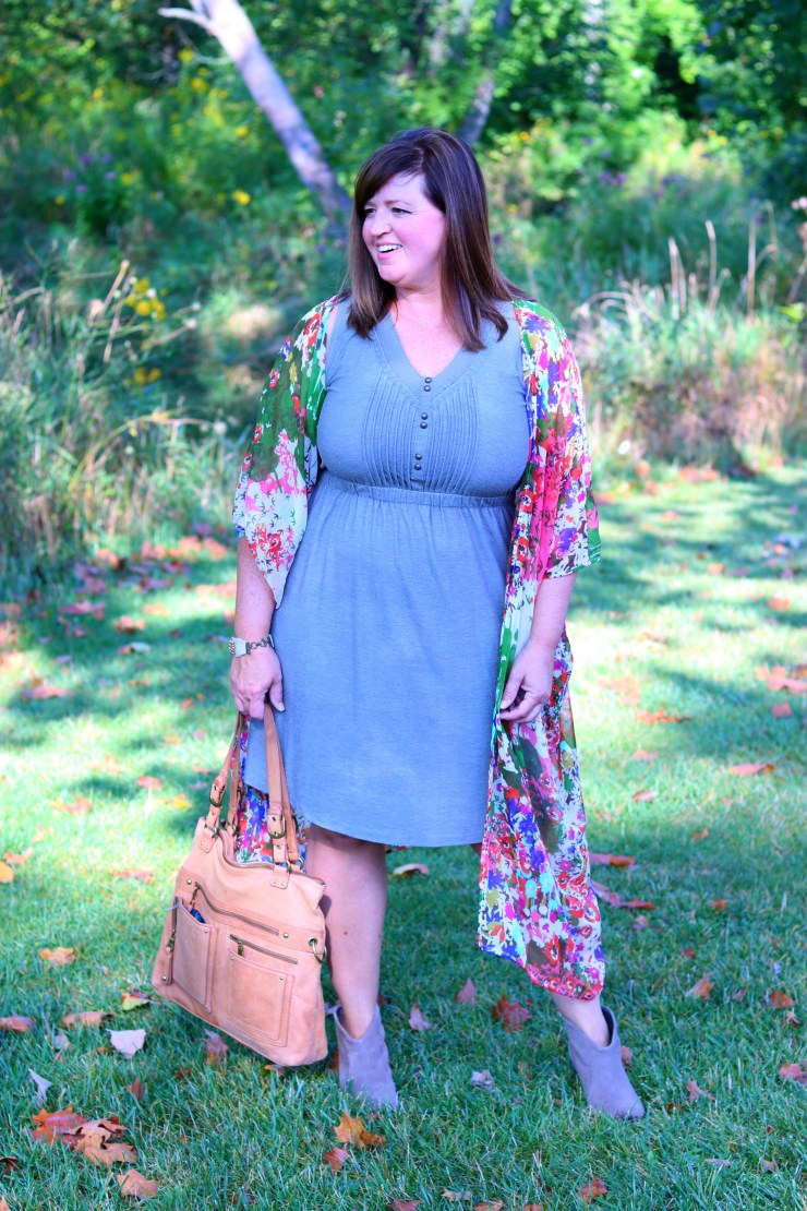 Between Season Outfit / Summer to fall transition outfit / Fall Fashion / dimplesonmywhat.com