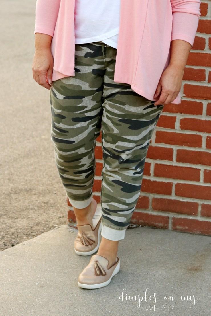 Plus Size Fashion | Plus Size Joggers | Fashion Over 50 | Curvy and Casual Fashion