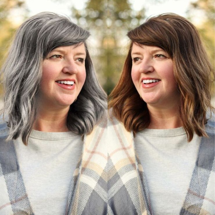 Growing out Gray Hair | Transitioning to Gray Hair | Thoughts on Going Gray