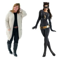 Cat Woman Inspired Style | Fictional Fashion in the Real World | Plus Size Fashion | Fashion for Women Over 50